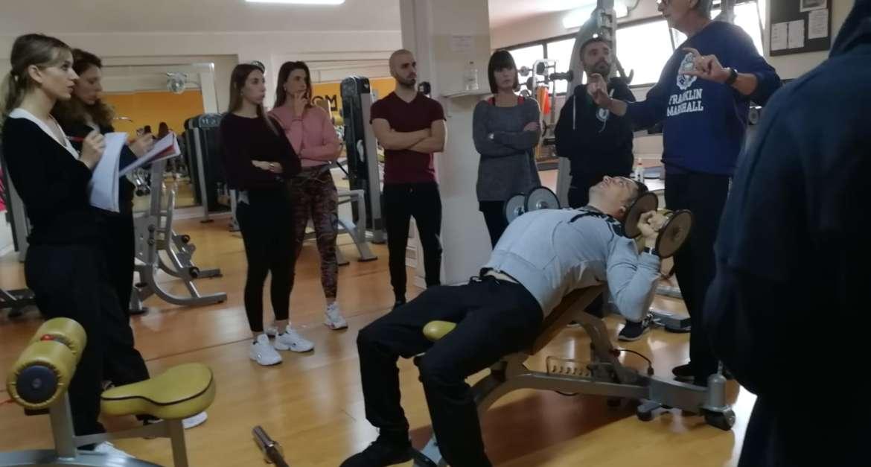 """CORSO DI QUALIFICA IN """"PERSONAL TRAINER"""" A BRINDISI – MARZO 2020"""